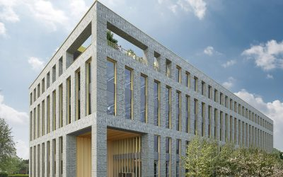 Work begins on new £21m specialist workplace for science and technology businesses in Manchester