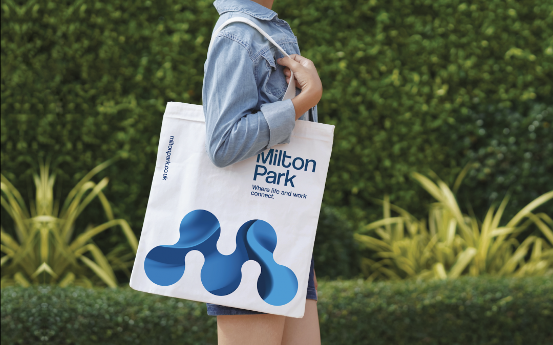 Milton Park refreshes brand identity for a changing world and 2040 Vision
