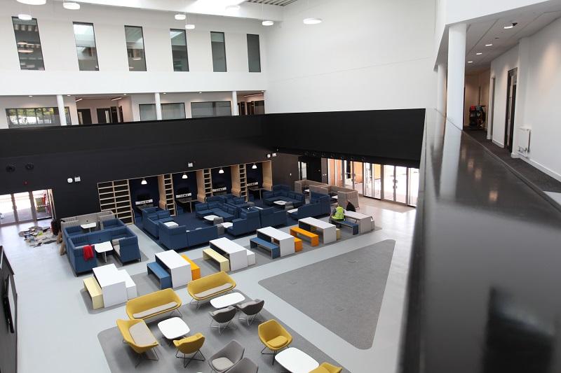 Keele Innovation Centre building named regional finalist