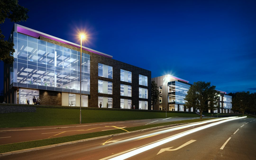 The role of the Regional Growth Fund and the development of Sci-Tech Daresbury