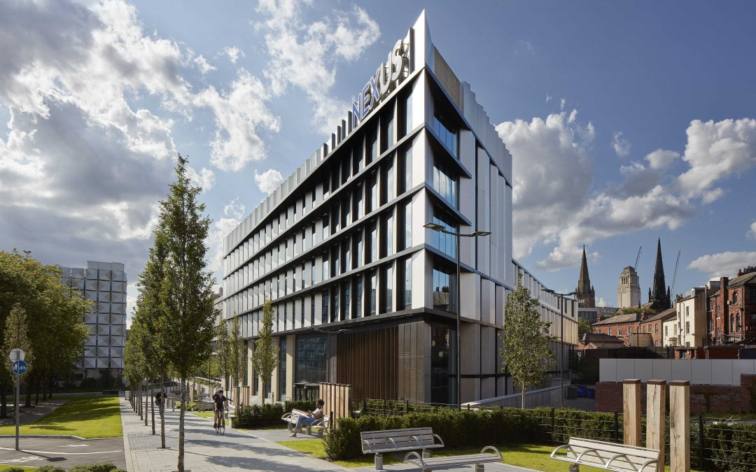Renewable energy and environment experts choose Nexus Leeds as base for international growth plans