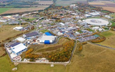 Harwell Campus expands to accommodate demand from the life science sector