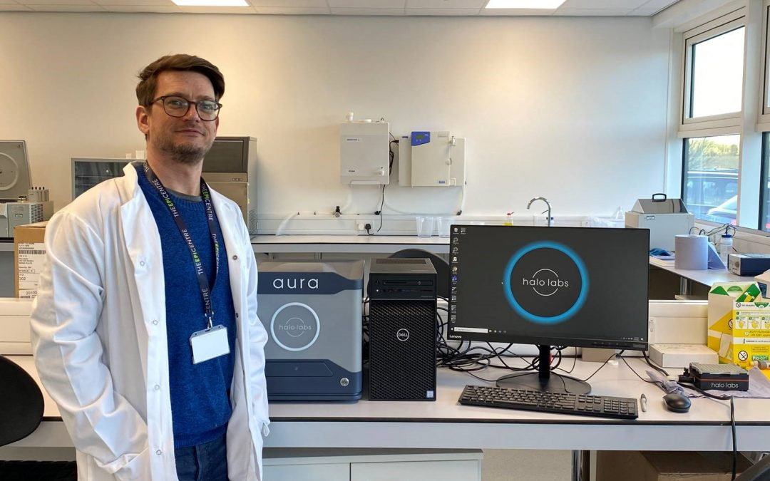 Drug particle testing company takes space at The Epicentre