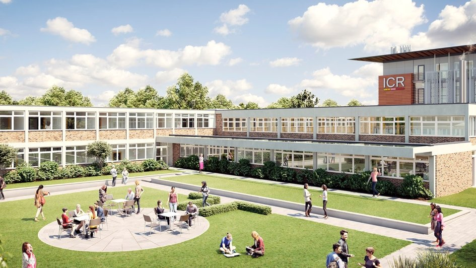 Creation of new Innovation Gateway begins at The London Cancer Hub