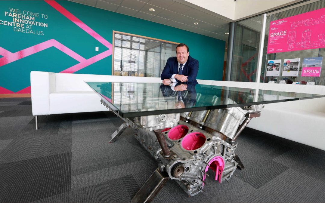 Techs drive occupancy increase at innovation centre