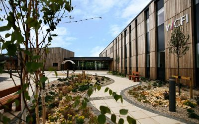Samsara takes new lab space at the Wood Centre for Innovation