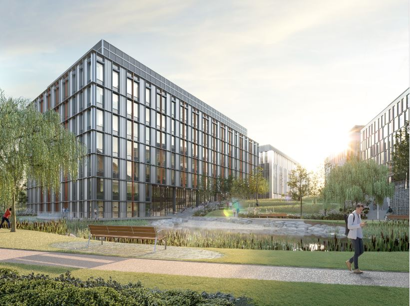 Planning permission granted for Birmingham Health Innovation Campus