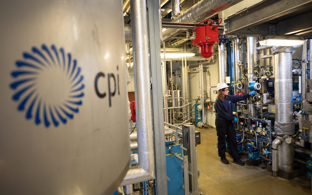 CPI – creating a hub of innovation in the North East at the Wilton Centre