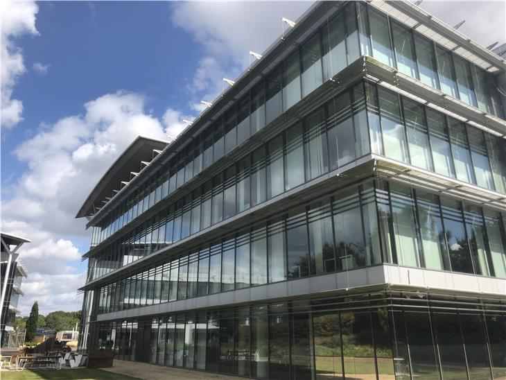Kadans expands Oxford footprint with the Sherard building on Oxford Science Park