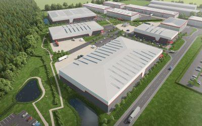 Work begins on third phase at Silverstone Park