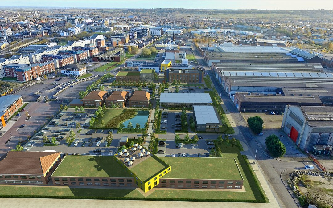 Lincoln Science Park secures £10m funding to accelerate development