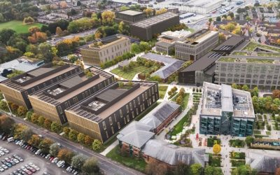 Bruntwood SciTech secures £95 million sustainability-linked investment to fuel future expansion