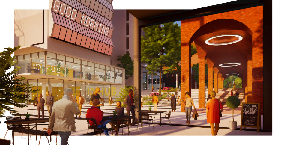 Bruntwood SciTech chosen as preferred partner by The University of Manchester for ID Manchester