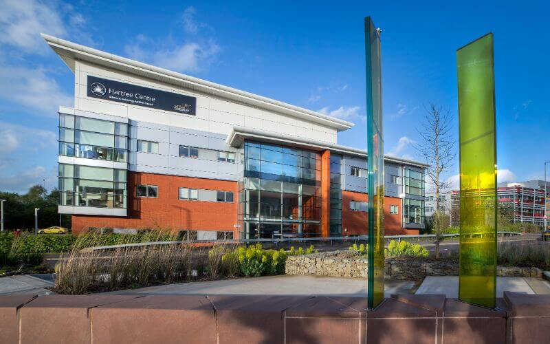 Sci-Tech Daresbury hails arrival of Hartree National Centre for Digital Innovation to campus