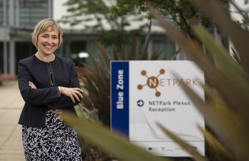 What is the role of the science park in supporting businesses?