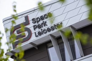 Satellite Applications Catapult join Space Park Leicester