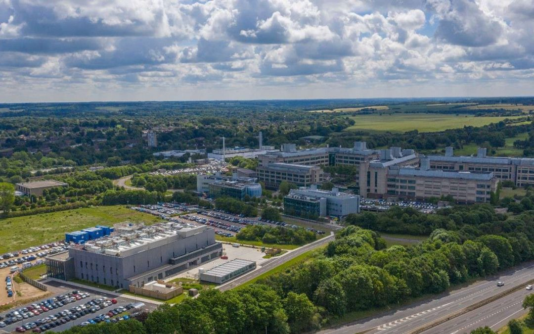 GSK unveils plan for one of Europe's largest life science campuses in Stevenage