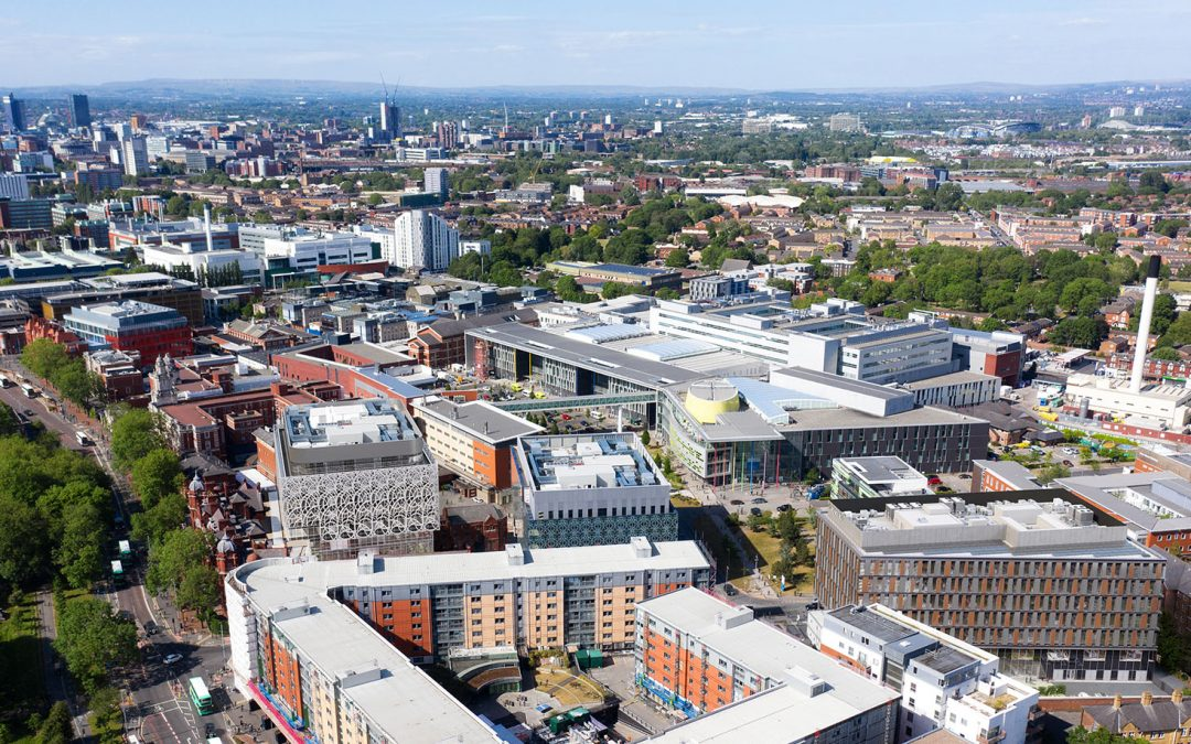 Where are the UK's most powerful Innovation Districts and Hubs? Bruntwood SciTech delve into where these innovation hubs and districts are, why they're so important