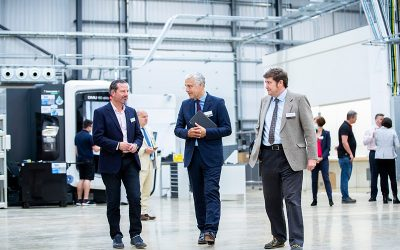 The Digital Manufacturing Centre officially launches ground-breaking new facility