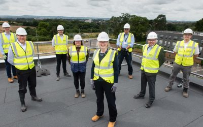 Exeter Science Park builds back greener with space for 100 new jobs