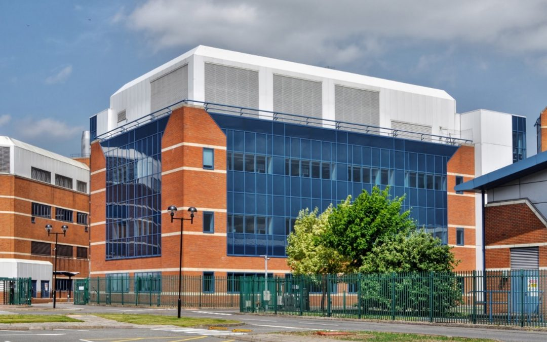 £54m construction project in Loughborough creates flexible facility for a growing CRO