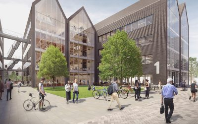 Construction to start at Oxford North with Hill Group awarded £15 million contract