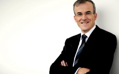 Dr David Hardman MBE  to step down as Bruntwood SciTech's Managing Director in Birmingham at the end of the year
