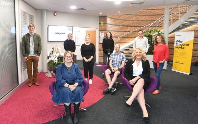 Leading employee-owned agency moves into new offices on Warwick Technology Park