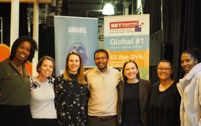 SETsquared Bristol's Breakthrough Bursary returns to support BAME tech founders