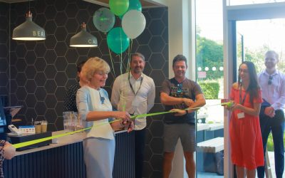 Cool Beans cafe opens at the EpiCentre, Haverhill