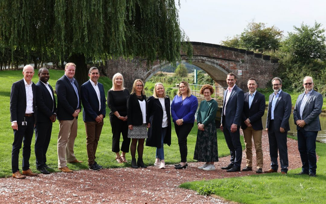 Sci-Tech Daresbury strikes gold with perfect 10 partners