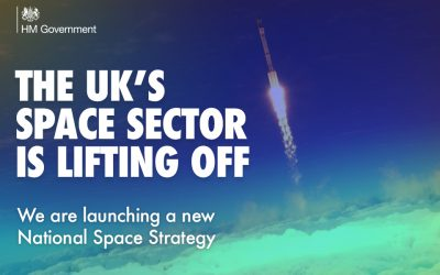 Bold new strategy to fuel UK's world-class space sector