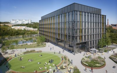 Milestone moment for the region's life science sector as construction on No.1 Birmingham Health Innovation Campus gets underway