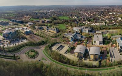 Magdalen College & GIC enter Strategic Partnership to accelerate development of The Oxford Science Park