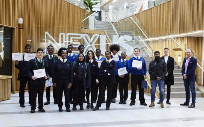 Next generation of innovators inspired by Nexus schools initiative